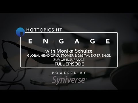 Zurich's Monika Schulze on how mobile has become a key marketing tool