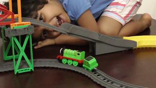 Thomas and Friends trackmaster motorised railway