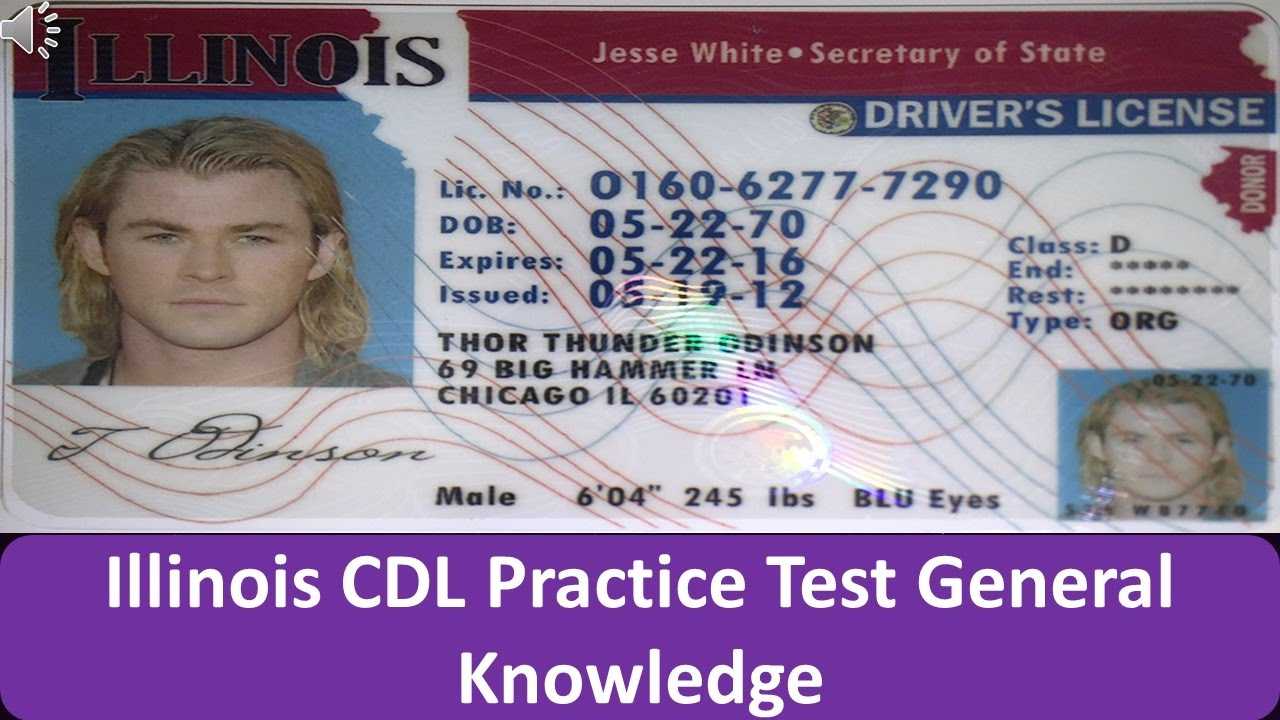 out of state drivers license illinois