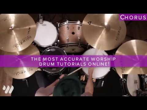 Jesus - Chris Tomlin - Drum Tutorial