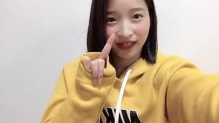 20181127 丹羽絵理香ちゃん(原宿乙女)twitter動画.