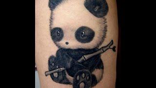 Tatuaje De Oso