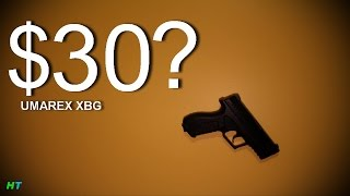 Is A $30 CO2 BB Pistol Worth It? Umarex X.B.G CO2 Air Pistol Review