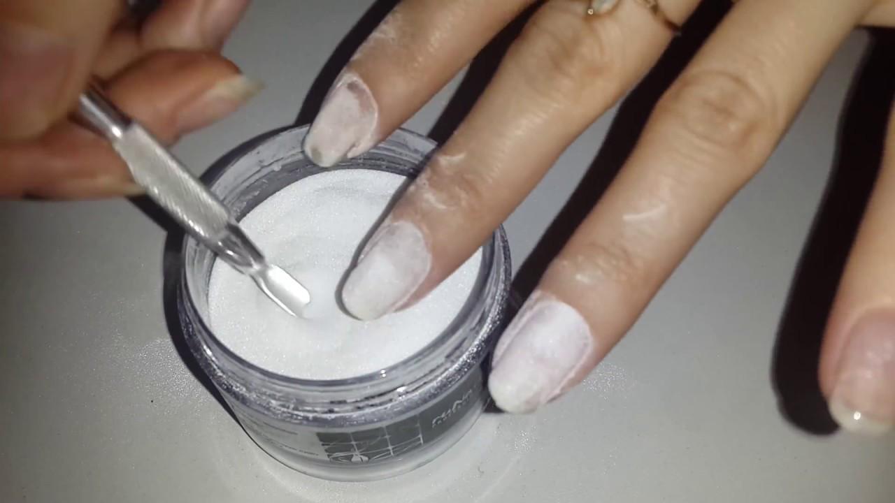 Как сделать акриловые ногти фото 317