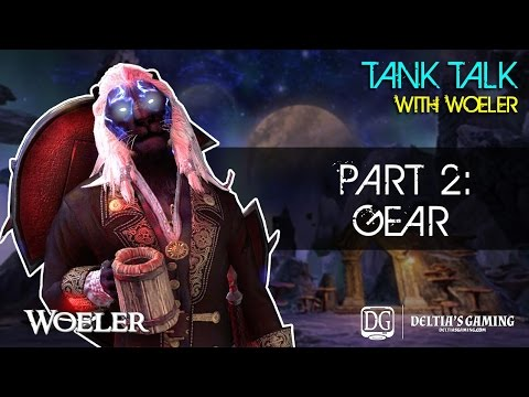 ESO Tank Talks with Woeler [Part 2 Gear and Block Cost]