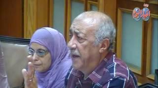 أبوريدة يكشف للاخبار سر الفتاة التى انقذت محمد صديق لاعب النادى الاهلى من بلع لسانه