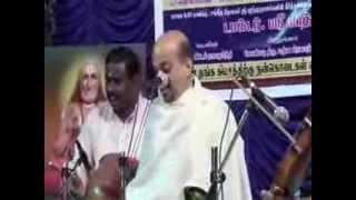 Gubbiyalo - Shri Vidyabhushan at Ayanavaram Sri Raghavendra Mutt, Chennai