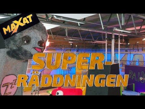 Maxat: Superräddningen - Rube Goldberg Machine
