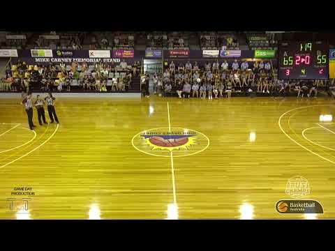 AusChamps U18 - Game 97 - womens Semi Final - Victoria Metro v New South Wales Metro