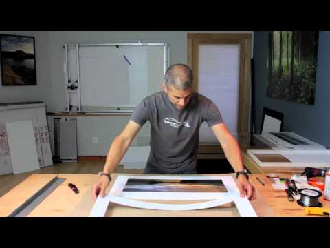 Matting And Framing Tutorial