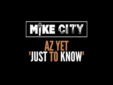 Az Yet Just To Know Unreleased
