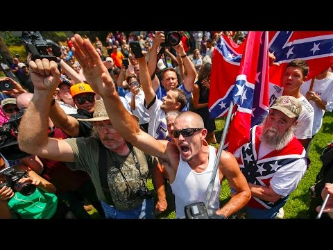 Hate Groups Promise Revolt If Trump Abandons White Supremacy - The Ring Of Fire