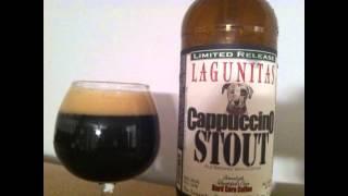 Lagunitas Cappuccino Stout Beer Review