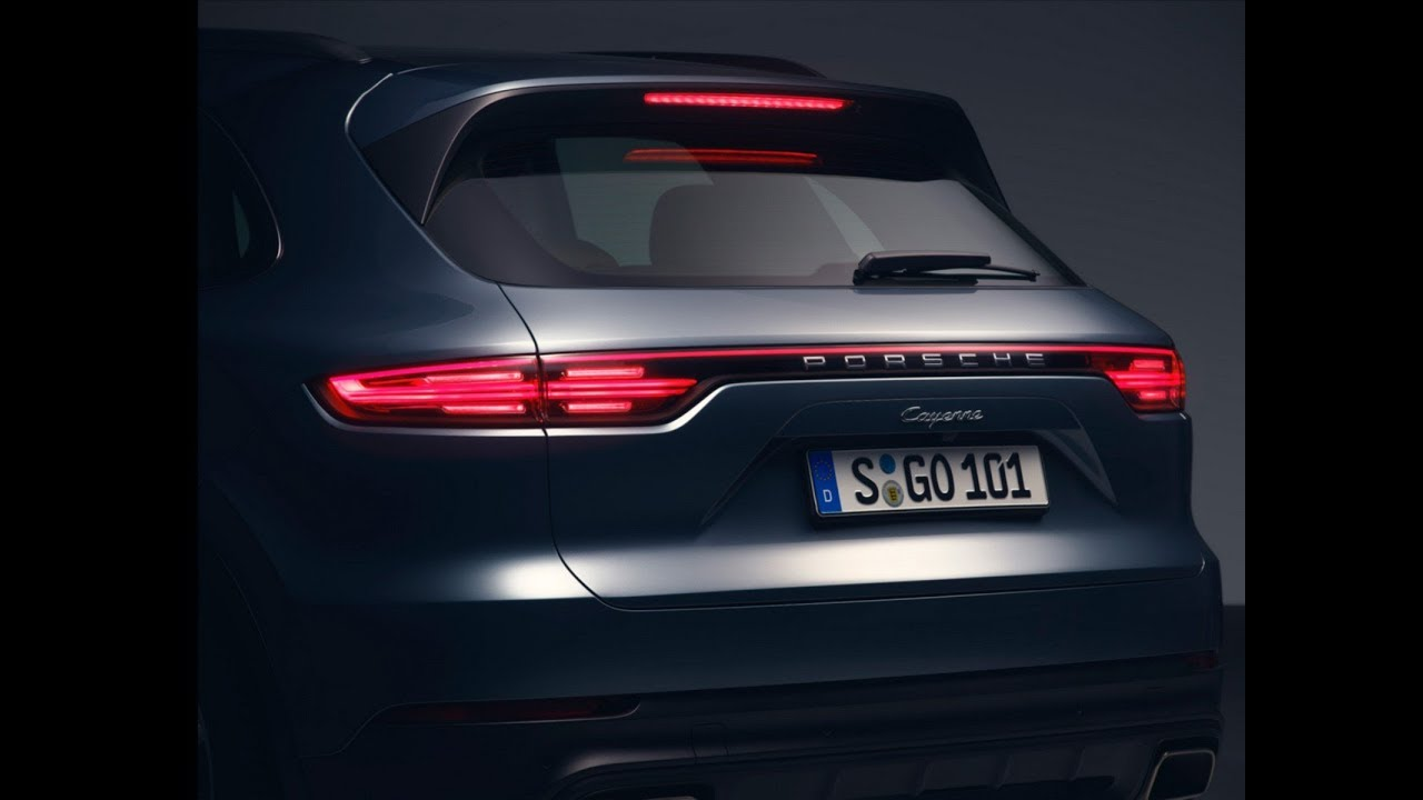 The 2019 Porsche Cayenne has a familiar face that hides new insides