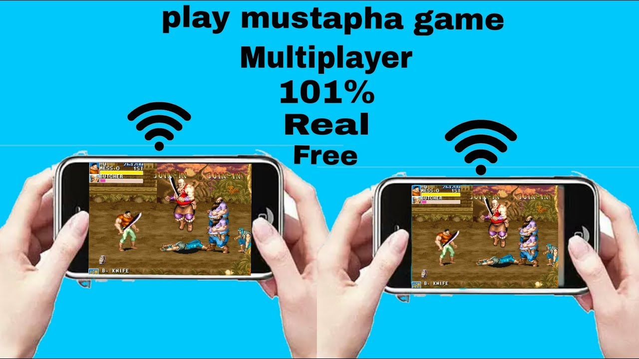 how to play mustafa game in multiplayer in your android ...