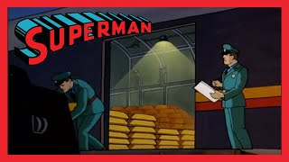 Superman | Billion Dollar Limited (Classic Cartoon)