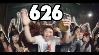 626 (MUSIC VIDEO) - Fung Brothers ft. Jason Chen