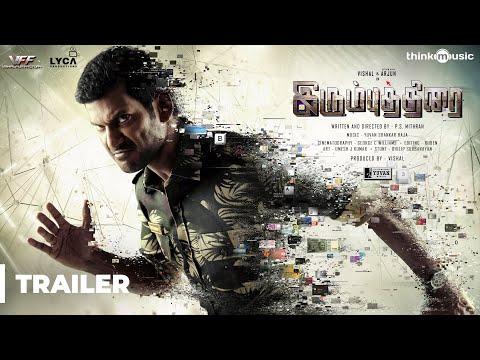 Irumbuthirai Official Trailer | Vishal,...