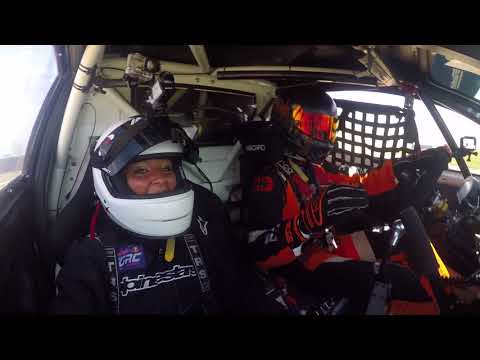 Ride in a Rallycross Car (Reaction)