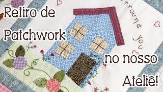Quilts e técnicas de Patchwork e Quilting