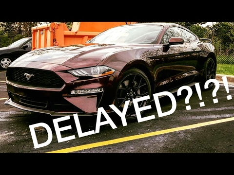2018 Mustang Order Dates and Delivery!