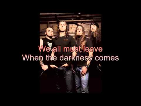 In Memoriam - Evile - Karaoke - Lyrics