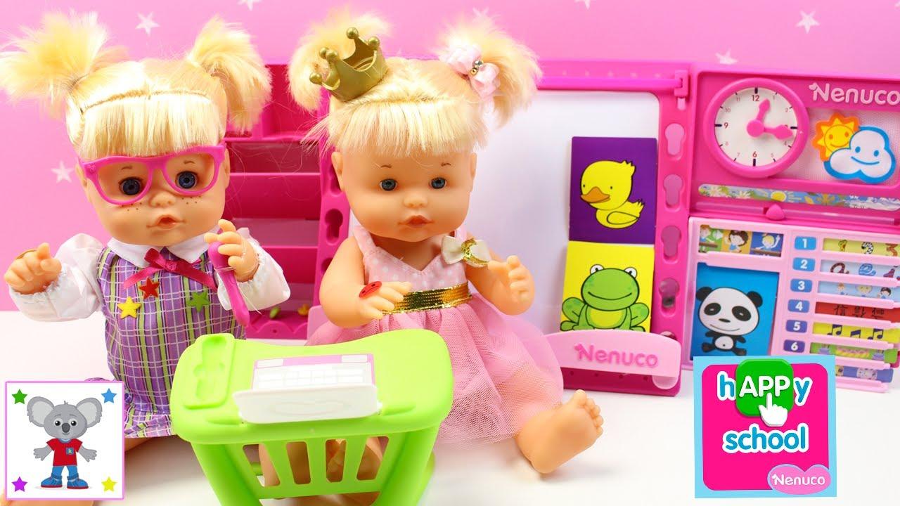 Nenuco Happy School La Beb 233 Princesa Cuca Va A La