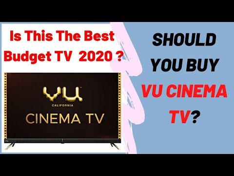 "VU Cinema 50"" TV  Unboxing & Review | English | 2020"