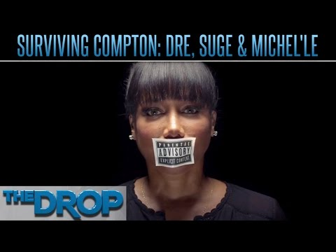 Dr. Dre Takes Heat After Surviving Compton Debut - The Drop Presented by ADD