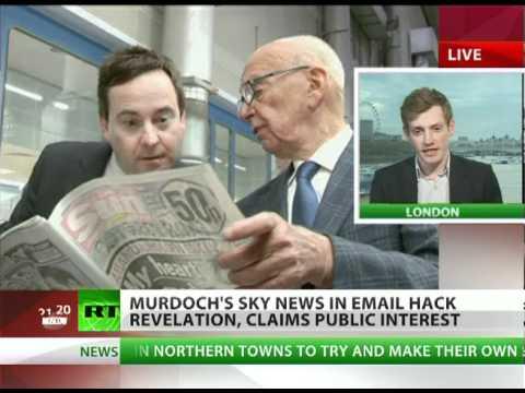 For News Sake: Sky hacked emails in 'public interest'