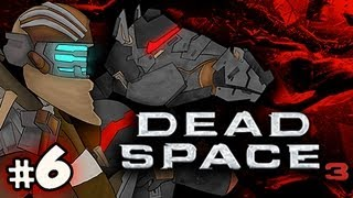 GRADE A TEAM - Dead Space 3 Hard Co-op w/Nova & Sp00n Ep.6