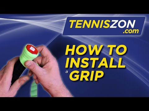 How to Install a Grip