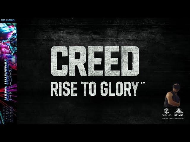 Creed: Rise To Glory  - Virtual Reality - Der Finale Kampf vs. Bobby Nash ☯ Oculus Rift ☯ Deutsch