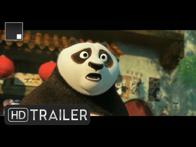 Kung Fu Panda 3 - Tráiler oficial HD