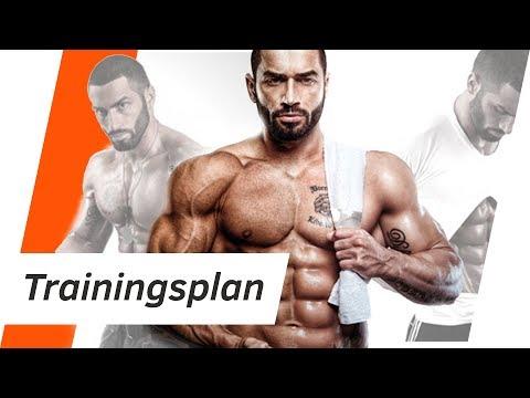 LAZAR ANGELOV | Training & Ernährung - so trainiert Lazar | Andiletics
