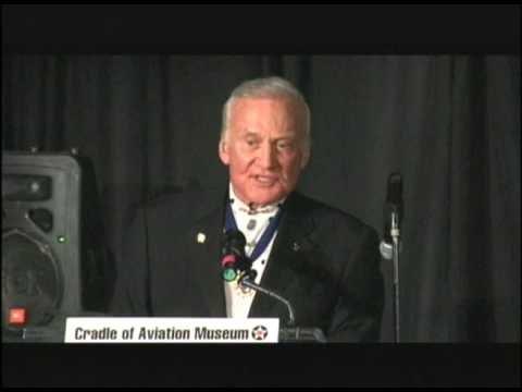 Astronaut Buzz Aldrin -7th Annual Air& Space Gala, Part 1