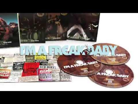 I'm A Freak 2 Baby: A Further Journey through The British Heavy Psych & Hard Rock Underground Scene