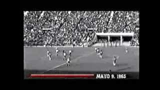 COPA PINTO DURAN: 9/05/1965 - CHILE vs URUGUAY 0 - 0 (Santiago de Chile)
