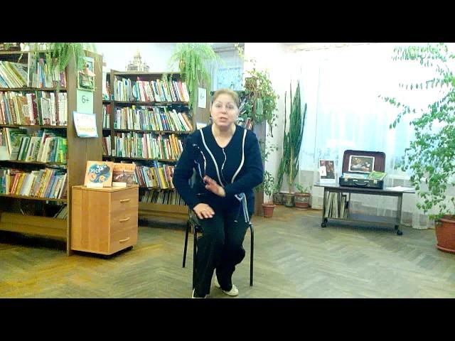 Изображение предпросмотра прочтения – Лариса ВикторовнаЕрмолинская читает отрывок изпроизведения «Граф Нулин» А.С.Пушкина