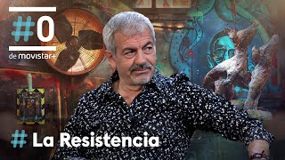 LA RESISTENCIA - Entrevista a Carlos Sobera   #LaResistencia 01.02.2021