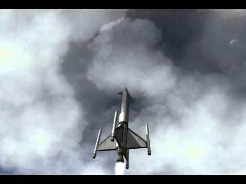 Endeavour Middle School Rocket
