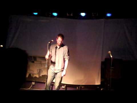 Indie Rock Karaoke: Jake Sings Transmission