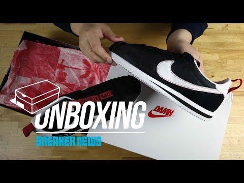 Unboxing The Kendrick Lamar Nike Cortez Kenny III