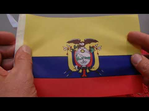 ASMR - Flags & Capital Cities - Australian Accent - Quietly Whispering Flags & Capital Cities