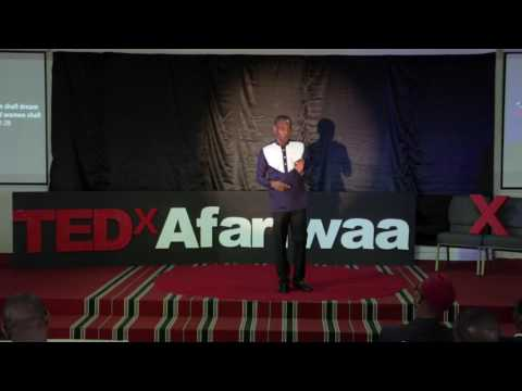 How to turn a problem into a project | Prince Adu-Appiah | TEDxAfariwaa