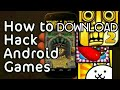 Download any hacked/moded games for android!  {NO ROOT}