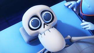 Spookiz | 새로운 눈의 쌍! | 어린이를위한 만화 | 좀비 만화 | WildBrain