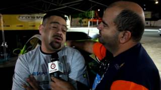 Cristiano Avancinho   Expectativa Rally Vale do Paraíba 2016
