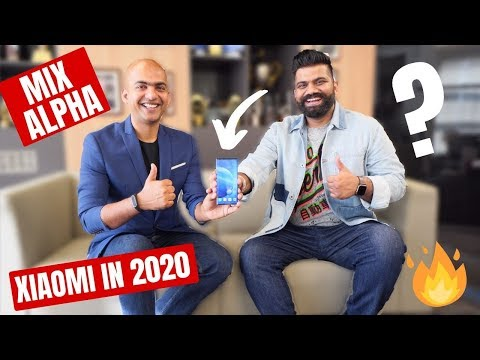 Mi MIX Alpha- Xiaomi in 2020 - POCO Secret Plans? Ft. Manu Kumar Jain