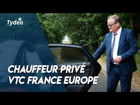 VTC France Europe - Chauffeur Privé - TYDEO BUSINESS